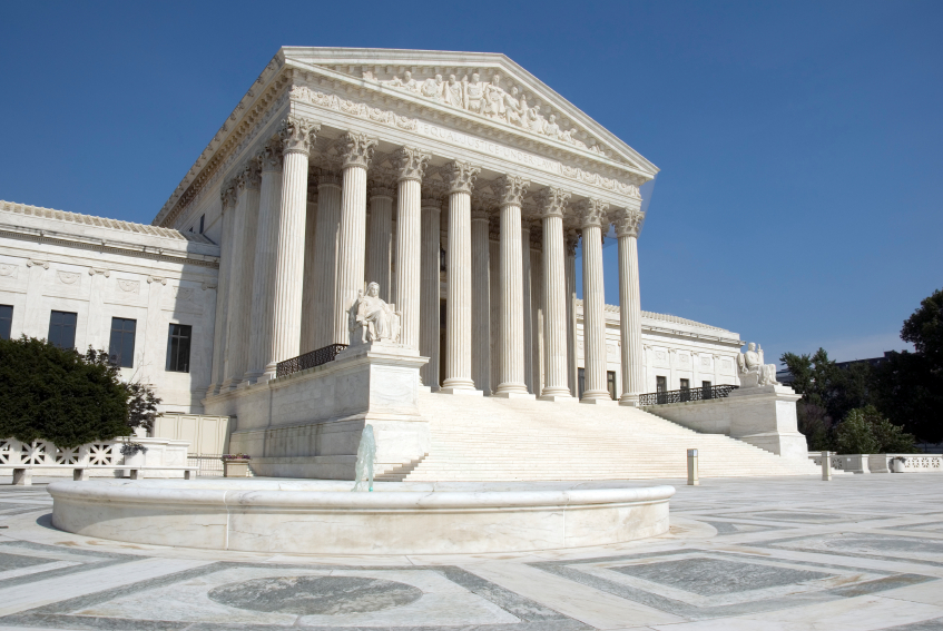 U S Supreme Court Strikes Down State Prohibition On
